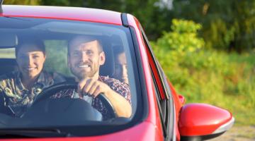 5 consejos para viajar en coche durante la Semana Santa
